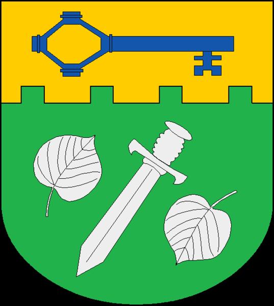 Sterley Wappen