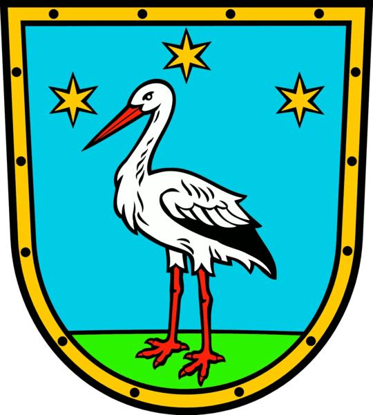 Storkow (Mark) Wappen