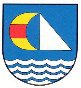 Strande Wappen