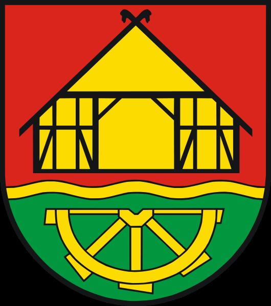 Strohkirchen Wappen