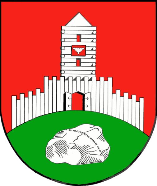 Tensbüttel-Röst Wappen