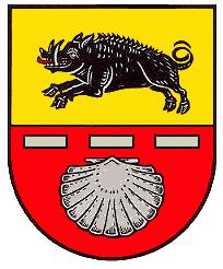 Teschenmoschel Wappen