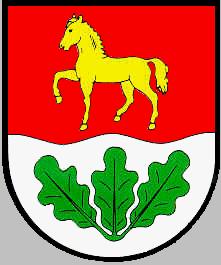 Tessin bei Boizenburg Wappen