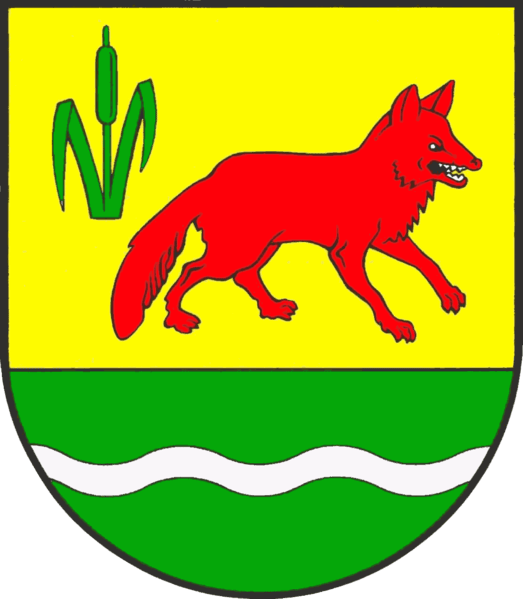 Tetenhusen Wappen