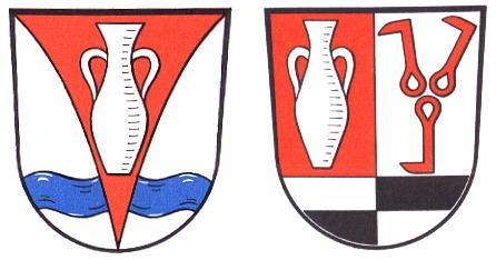 Tettau Wappen