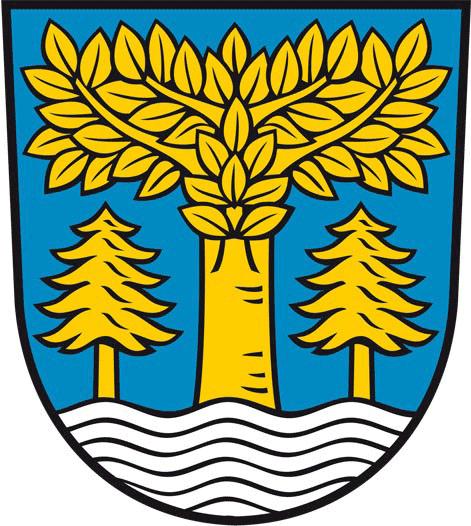Tiefensee Wappen