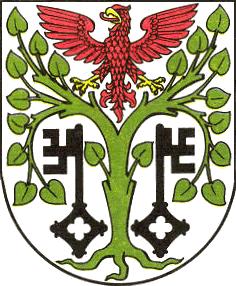 Töpchin Wappen