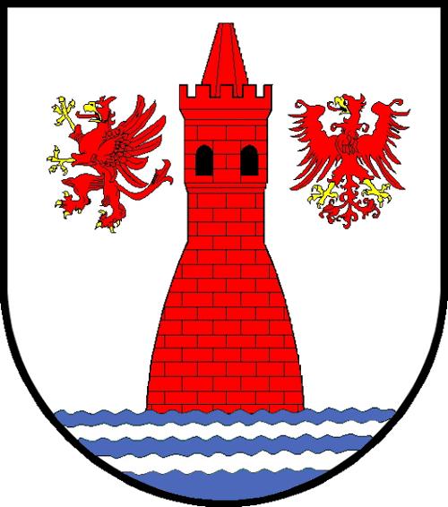 Torgelow-Holländerei Wappen