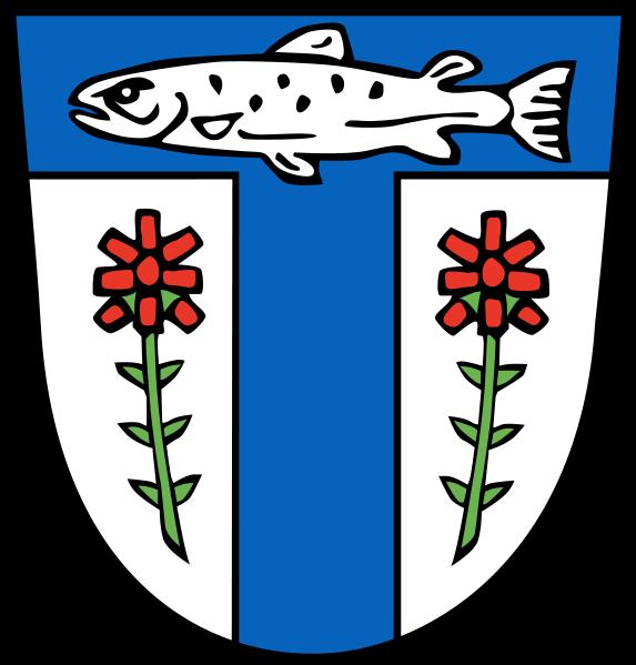 Trassenheide Wappen