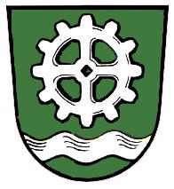 Traunreut Wappen