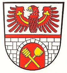 Trebgast Wappen