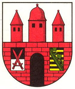 Trebsen Wappen