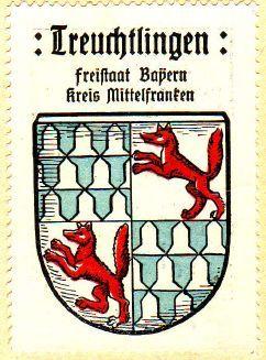 Treuchtlingen Wappen