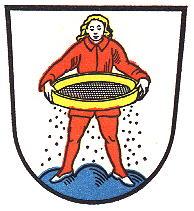 Triftern Wappen