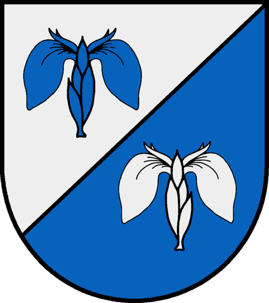 Tröndel Wappen