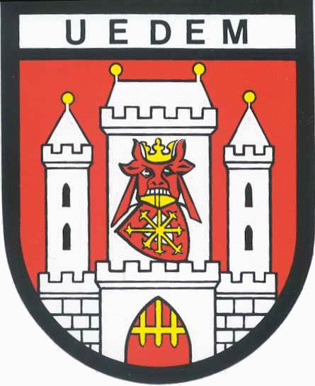 Uedem Wappen