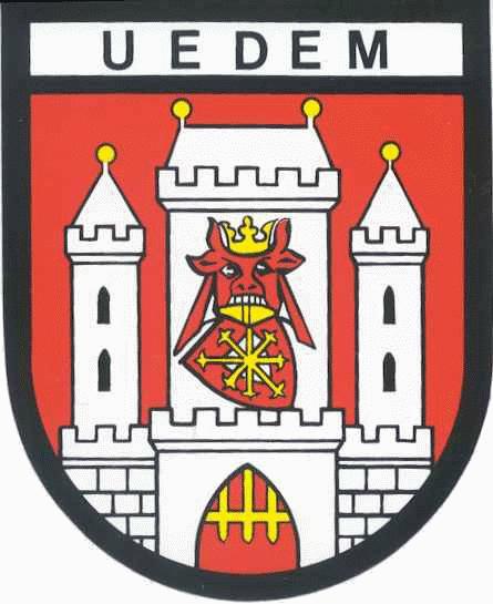 Uedem Wappen