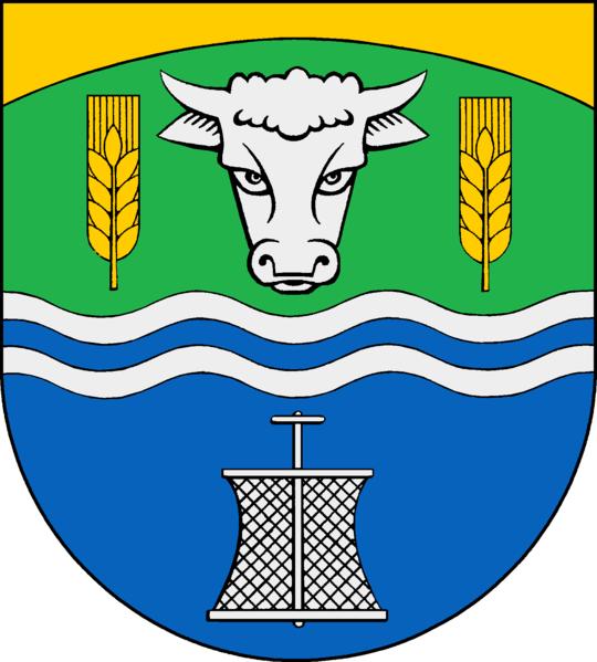 Uelvesbüll Wappen