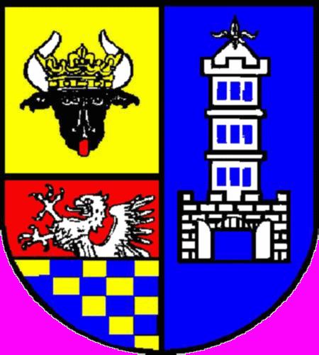 Upost Wappen
