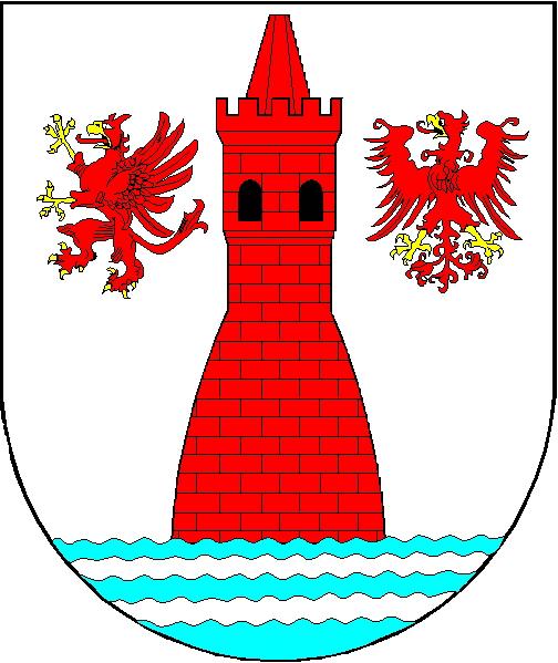 Viereck Wappen