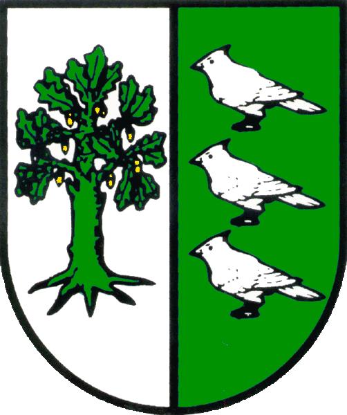 Vögelsen Wappen