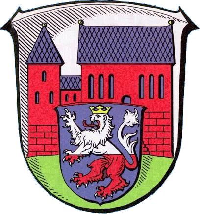Vöhl Wappen