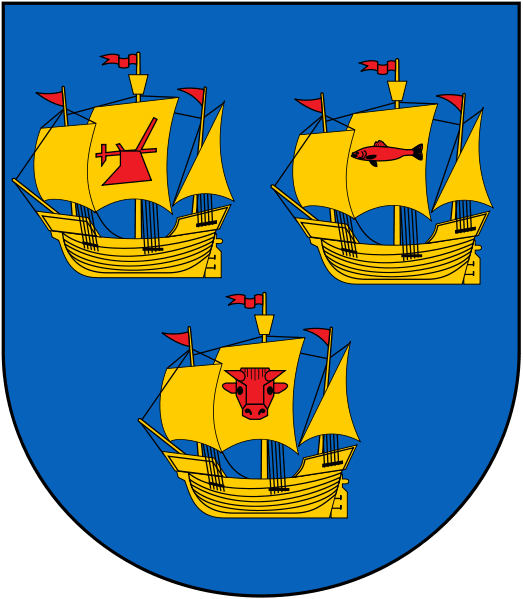 Vollerwiek Wappen