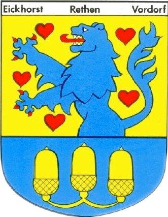 Vordorf Wappen