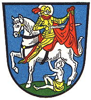 Waging am See Wappen