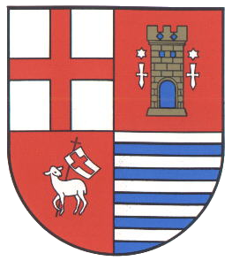 Waldhof-Falkenstein Wappen