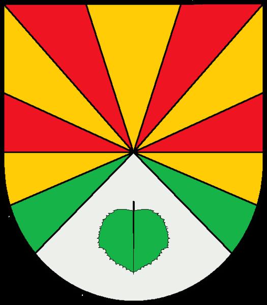 Wangelau Wappen