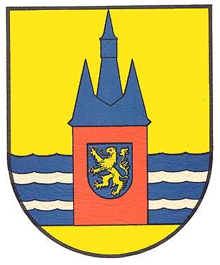 Wangerooge Wappen