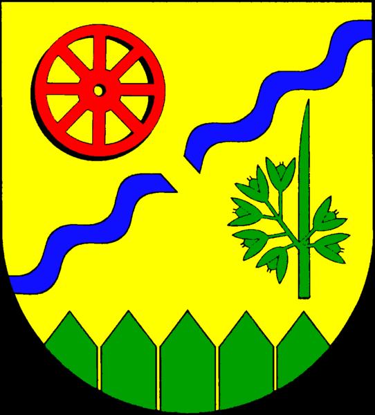 Wapelfeld Wappen