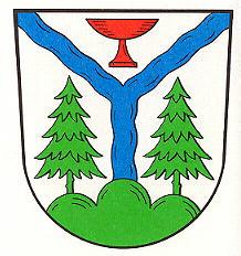 Warmensteinach Wappen