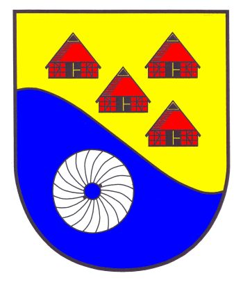 Weddelbrook Wappen