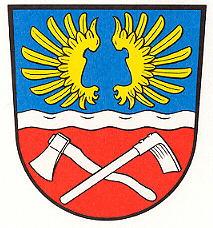 Weidhausen bei Coburg Wappen