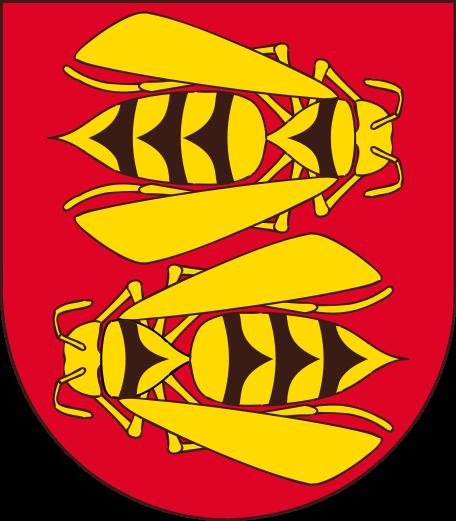 Wespen Wappen
