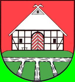 Wesselburen Wappen