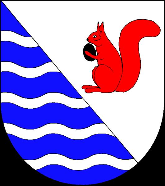 Westensee Wappen