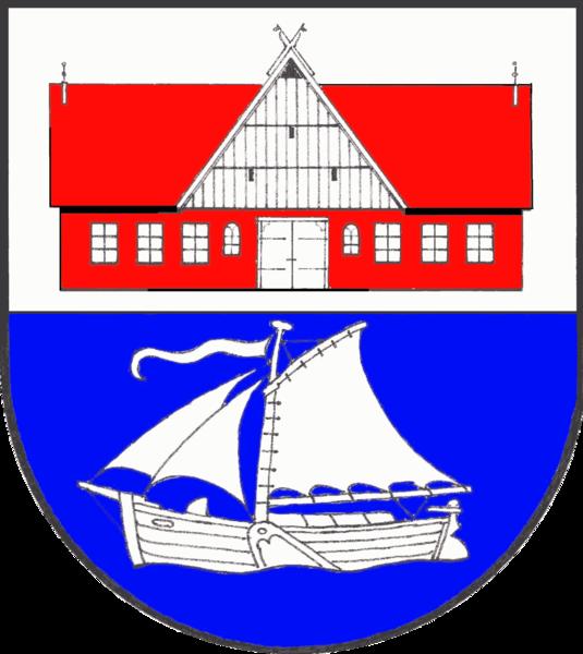 Wewelsfleth Wappen