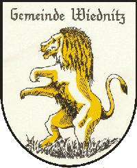 Wiednitz Wappen