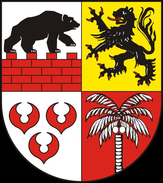 Wieskau Wappen