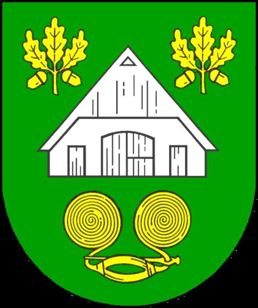 Witzhave Wappen