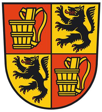 Wölferbütt Wappen