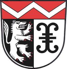Wölfis Wappen