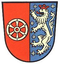 Wöllstein Wappen