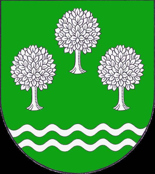 Wohlde Wappen