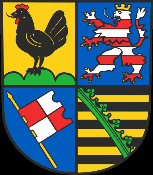 Wolfmannshausen Wappen