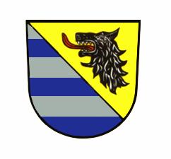 Wolfsegg Wappen