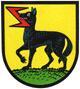 Wolfsheim Wappen